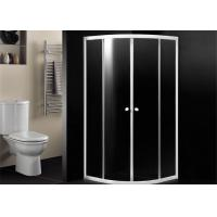 Buy cheap 4mm Vila Chrome Framed Single Door Quadrant Shower Enclosure With Bright Knob product