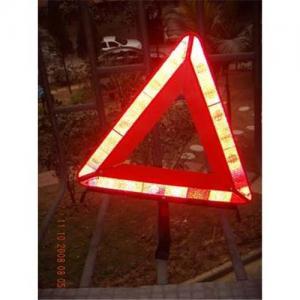 LED Warning Triangle , Solar Warning Triangle