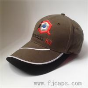 Buy cheap 【FUJUE】Wholesale Custom golf Cap/long peak Baseball Cap/Hat With Embroidery Logo from wholesalers