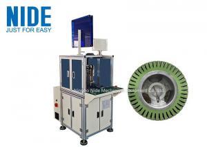 Buy cheap Energy Vehicle Motor Stator 0.25mm Paper Inserting Machine product
