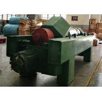 Buy cheap Professional Horizontal Decanter Centrifuge For High Solid Separating Clarification product