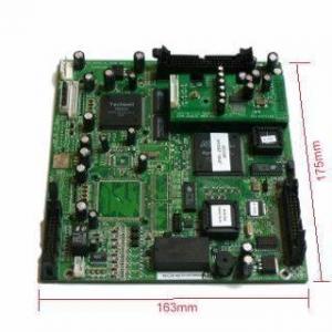 Buy cheap 4 CH GPS JPEG2000 Mobile DVR Board product