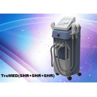 650 - 950nm SHR Hair Removal Machine Multifunction , Permanent Hair Removal Home Use