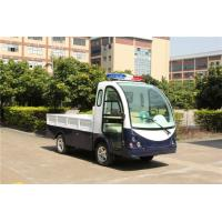 Buy cheap Transportation Electric Hotel Buggy Car 2 Seats With A Flat Fencing Cargo from wholesalers