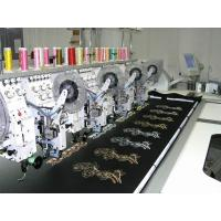 Buy cheap HY-912 Automatic Mixed Embroider Machines, High Speed Embroidery Machine product