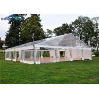 Buy cheap Outdoor Exhibition Tents / Temporary Marquee Tent For Conference Centre from wholesalers
