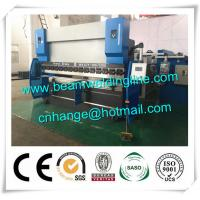 Buy cheap CNC Bending Machine Amada Design , Hydraulic Press Brake For Stainless Steel Bending product