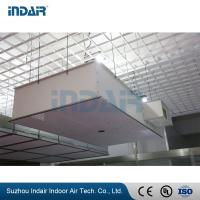 Easy Installation HEPA Filter Laminar Flow Hood With High Pressure Centrifugal Fan