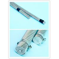 China Overhead Line Conductor Bare Aluminium Wire , Low Voltage Aaac Moose Conductor on sale
