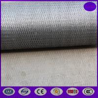Buy cheap 20mm x 20 gauge  Galvanized Poultry Netting Fencing / Chicken Houses Runs product