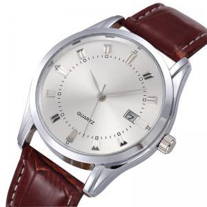Buy cheap Classic SEIKO Mens Quartz Watch 3 ATM Waterproof Men's Wrist Watch product