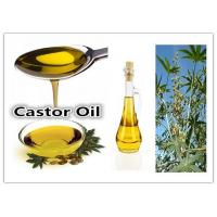 Buy cheap Castor Oil Safe Organic Solvents Dehydyated Castor Oil for Injectable Steroids Cas 8001-79-4 product