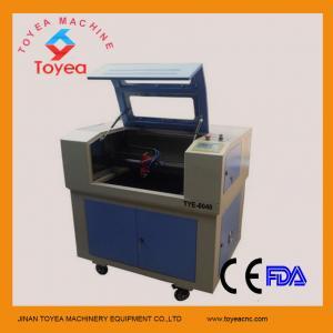 Buy cheap 4060革/布レーザーの彫版機械TYE-4060 product