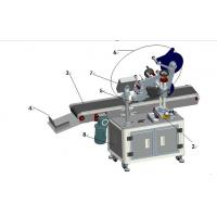 Quality round bottle series, plane series, lateral series,manual bottle labeling machine for sale
