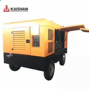 China 12v 1.3mpa Portable Screw Air Compressor Machine on sale