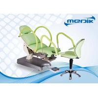 Buy cheap Obstetrics Electric Gynecological Chair With Side Rails Headrest Polyurethane Mattress from wholesalers