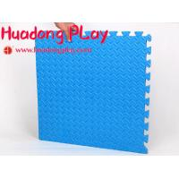 Buy cheap CE Certificate Outdoor Playground Flooring Good Ventilation 3cm Thickness product
