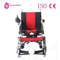 Lightweight portable electric wheelchair foldable Portable motorized wheelchair