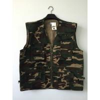 Buy cheap winter vest, winter waistcoat, olive green, S-3XL, wadding lining product