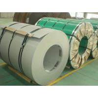 Buy cheap AISI ASTM EN BS DIN 0.3 mm - 16mm Slit / Mill Edge Hot Rolled 304 Stainless Steel Coils product