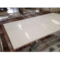 Buy cheap Quartz Engineered Stone Slabs , Kitchen / Bathroom Artificial Quartz Stone product