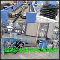 Quality SJ-45/30 Plastic Extruder Machine For PVC corrugated tubes manufacture for sale