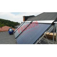 Buy cheap High Efficiency Evacuated Heat Pipe Solar Collector 20 Tubes Heating Collector product