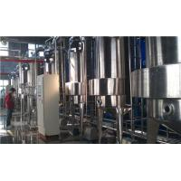 Buy cheap Ammonia  Semi Welded Plate Heat Exchanger Evaporator Condenser For Chemical Industry product