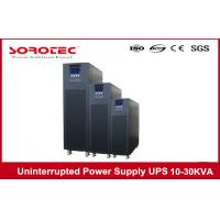 Buy cheap 10-30kva Three Phase Pure Sine Wave Uninterrupted Power Supplies with Transformer product