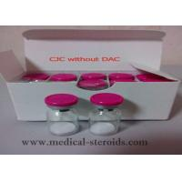 Quality 863288-34-0 Human Growth Hormone Peptide Cjc-1295 Without Dac Anabolic Peptide for sale