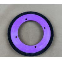 Buy cheap Bristle LK Stenter  Wheel Brush For Textile Machine Spare Parts product