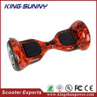 Buy cheap 10inch Segway Hoverboard Smart Two Wheel Self Balancing Electric Scooters from wholesalers