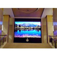 Buy cheap Die Casting Aluminum Indoor /outdoor Rental Led Display Screen  P3.91Smd led video wall from wholesalers