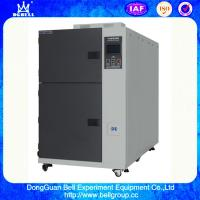 Buy cheap DGBELL Thermal Shock Test Chamber 2 Zone Manufacturer BTS250 Cold and Hot Temperature Impact Test Thermal Shock Chambers product
