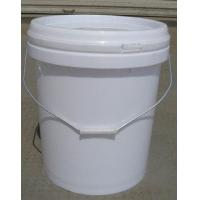 Buy cheap 18L Plastic Pail with Lid product
