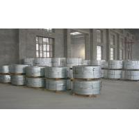 Buy cheap Roof Panel Hot Dipped Galvanized Steel Strip , Zinc Coated Steel Strip Coil product
