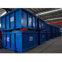 China offshore and onshore platform drilling cuttings skip for sale at Aipu solids on sale