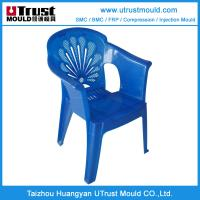 China Plastic injection mould chair mould manufacturer,outdoor chair  maker on sale
