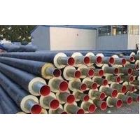 Buy cheap ERW / SSAW Insulated Steel Pipe API J55 - API P110 , Wall Thickness 6 - 12mm product