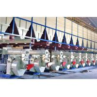 Buy cheap Moving Floor Discharge Wood Chip Pellet Production Line Automated product