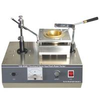 China Petroleum /Asphalt flash point test ASTM Cleveland Open Cup Flash Point Tester wholesale