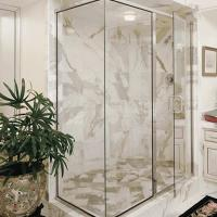 Buy cheap Flexibility sliding glass shower door / glass screens China factory product