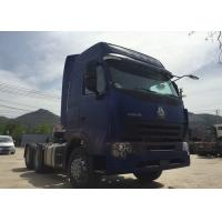 Buy cheap SINOTRUK HOWO Semi Trailer Tractor Truck Head With Air Conditioner 60-70 Tons product