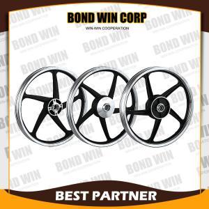 オートバイの車輪(BOND-WIN)