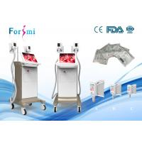 Buy cheap strawberry lipo laser slimming machine for sale -15 Celsius lower temperature 15 inch screen product