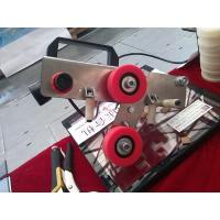 Buy cheap Pneumatic Double Glazing Equipment Edge Manual Roller Press Machine For Insulating Glass product