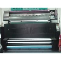 Buy cheap Automatic 3.2M Dye Sublimation Fabric Printer / Digital Fabric Printing Machines product