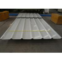 China Prepainted Corrugated Metal Sheet Roofing Cold Rolled Color Steel Plate on sale