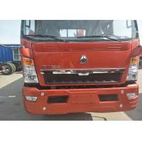 Buy cheap Euro 2 6 Wheels Light Duty Trucks With 1880 Cab , Single Sleeper from wholesalers