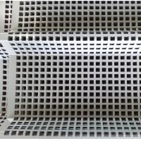 China square hole perforated metal sheet galvanized perforated metal panel on sale